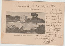 SOMMIERES (30) - MOULIN DE GRAVEVESSE - Sommières