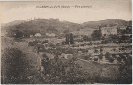 SAINT JEAN DU PIN (30) - VUE GENERALE - Autres Communes
