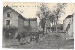 VESOUL (70) Rue Baron Bouvier Et La Motte Animation - Vesoul