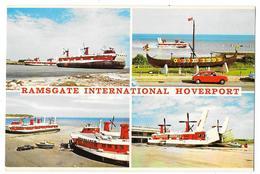 Cpsm: RAMSGATE INTERNATIONAL HOVERPORT (Hovercraft - Cie Hoverlloyd) N° 5719 - Ramsgate