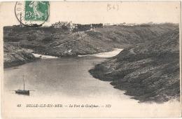 ----56-----  Belle île En Mer Le Port De Goulphar - TTB - Belle Ile En Mer