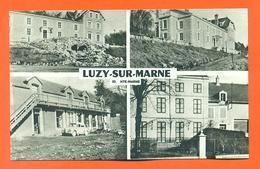 """CPA 52 Luzy Sur Marne  """" Le Chateau Du Val Moiron """" LJCP 41 - Autres Communes"""