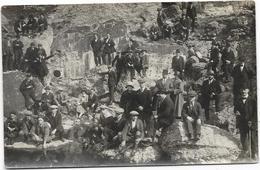 BELGIQUE. Cpa PHOTO A. PETIN - Groupe Au Fort Du Loncin 1923 - Unclassified