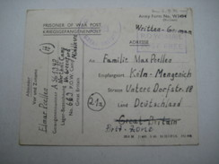 1946, Ca., POW Camp Northold, Postcard - 1902-1951 (Reyes)
