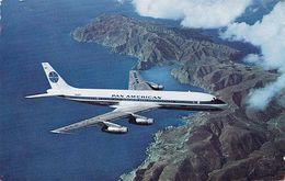 "(1480) Flugzeug "" Pan American "" - 1946-....: Moderne"