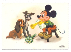 DISNEY - Micky Maus / Susi & Strolch / Mickey Mouse & Lady And The Tramp, 1960 - Disney