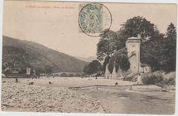 SAINT JEAN DU GARD (30) - RIVES DU GARDON - Saint-Jean-du-Gard