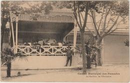 CASINO MUNICIPAL DES FUMADES (30) -LE PAVILLON DE L'ORCHESTRE - Autres Communes