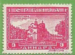 MiNr.77 O Deutschland Besetzte Gebiete II.WK Serbien - Bezetting 1938-45