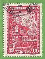 MiNr.80 O Deutschland Besetzte Gebiete II.WK Serbien - Besetzungen 1938-45