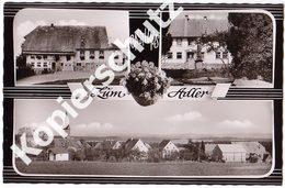 Gasthaus Adler - Hubertshofen über Donaueschingen  (z3982) - Donaueschingen