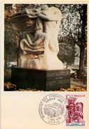 FRANCE - Carolina Maximum - 1978 - MONUMENT AUX COMBATTANTS - Cartoline Maximum