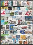 Lot De 60 Timbres D'ALLEMAGNE, Années 2000/2004 (1) - Stamps