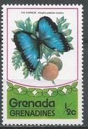 Grenada Grenadines 1975. Scott #75 (MNH) Emperor Butterfly * - Grenade (1974-...)