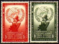 00351 Nações Unidas 29/30 Direitos Humanos Nnn - New York -  VN Hauptquartier