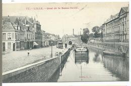 LILLE - Quai De La Basse-Deûle - Lille