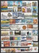 Lot De 60 Timbres D'ALLEMAGNE, Années 2003 à 2011 Deutschland (3) - Stamps
