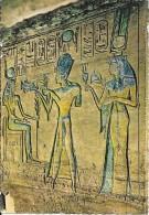ABU SIMBEL - EGYPTE - Petit Temple - Offrandes à La Déesse Hathor - ENCH2000 - - Abu Kabir