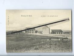 CPA - Bourg De Batz - La Gare - Un Entrepôt De Sel - Batz-sur-Mer (Bourg De B.)