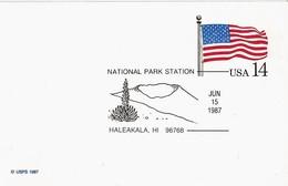 USA - Ganzsache Postkarte Sonderstempel / Postcard Special Cancellation (O162) - Entiers Postaux