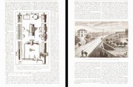 LE NIVEAU D'EAU à LONGUE PORTEE De MM. LALLEMAND   1890 - Non Classés
