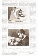 LE POLYPHONE ZIGANG    1890 - Sciences & Technique