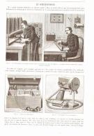 LE SCHISEOPHONE   1890 - Non Classés