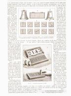 RECREATIONS SCIENTIFIQUES ( LA LUNETTE MAGNETIQUE Et La BOETE AUX NOMBRES )  1890 - Unclassified