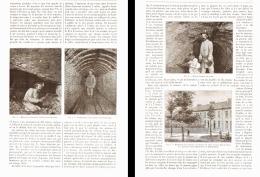 LA MINE Et Les MINEURS ( Bassin Du PAS-DE-CALAIS )    1890 - Picardie - Nord-Pas-de-Calais