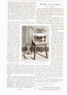 """PHYSIQUE SANS APPAREILS  """" Filtre Economique  """"    1890 - Sciences & Technique"""