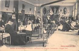 40 - LANDES / Saint Vincent De Paul - Intérieur De L'hôpital Temporaire - Beau Cliché Animé - Défaut (micro Déchirure) - Autres Communes