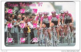 Germany - P 10/97 Tour De France 97 - Team Telekom - Cycling - Cycle - Fahrrad