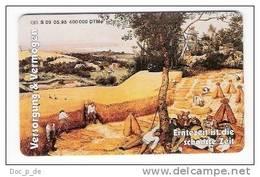Deutschland - S 09/95 - WWK - Painting - Die Kornernte - Pieter Bruegel D. Ä. - Bild - Picture