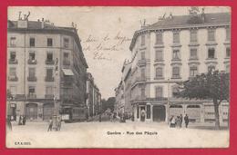 CPA Suisse - Genève - Rue Des Pâquis - GE Genève