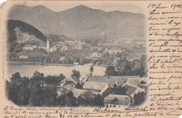 Slovénie - Bled - Veldes - 1903 Postmarked Veldes Venezia - Slovénie