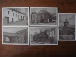 Lot De 9 Cartes De DOMMARTIN ( Saint Georges Sur Meuse )-Moulin Moreau /Fermette /Thiernesse /Martchesse /Croix Manet / - Saint-Georges-sur-Meuse