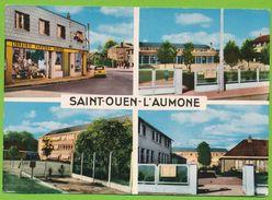 SAINT-OUEN-L'AUMONE - Ecoles Du Parc Simca Aronde Châtelaine - Saint-Ouen-l'Aumône