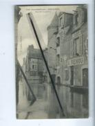 CPA -  Les Inondations - Ancenis - Rue Des Tonneliers - Ancenis