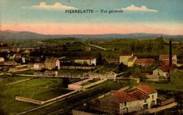 Drome, Pierrelatte, Vue Generale    (bon Etat) - France