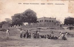 CPA  Animée Afrique Occidentale SOUDAN MOPTI Charlotville Edit. Fortier - Sudan