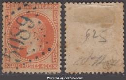 *RARE* GC 5089 (Jaffa, (Syrie)) Signé CALVES, Cote +130€ - 1849-1876: Classic Period