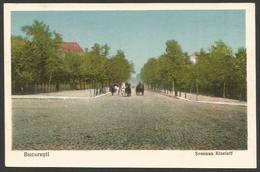 Romania-----Bucuresti-----old Postcard - Romania