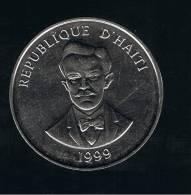 HAITI -  50 Centimes 1999 SC  KM153a - Haiti