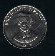 HAITI -  50 Centimes 1999 SC  KM153a - Haïti