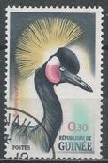 Guinea 1962. Scott #263 (U) Crowned Crane Bird * - Guinée (1958-...)