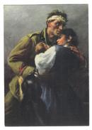 UFFICIO STORICO DELLA MILIZIA Tafuri Le Bende Dei Feriti Non Viaggiata COD.F.012 - Guerra 1939-45