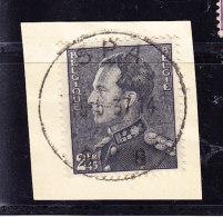 BELGIQUE 1936, COB 432, OBL SPA . (7A29) - 1936-1951 Poortman