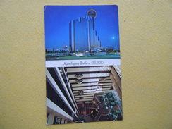 La Tour Réunion. L'Hôtel Hyatt Regency Dallas. - Dallas