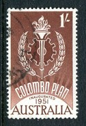 Australia 1961 Colombo Plan Used - 1952-65 Elizabeth II : Pre-Decimals