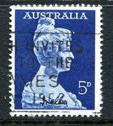 Australia 1961 Birth Centenary Of Dame Nellie Melba Used - 1952-65 Elizabeth II : Pre-Decimals